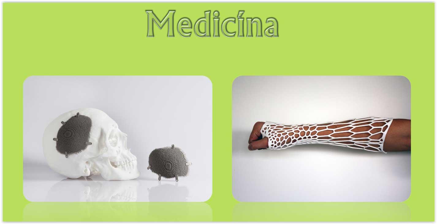 Medicína 3D tlač
