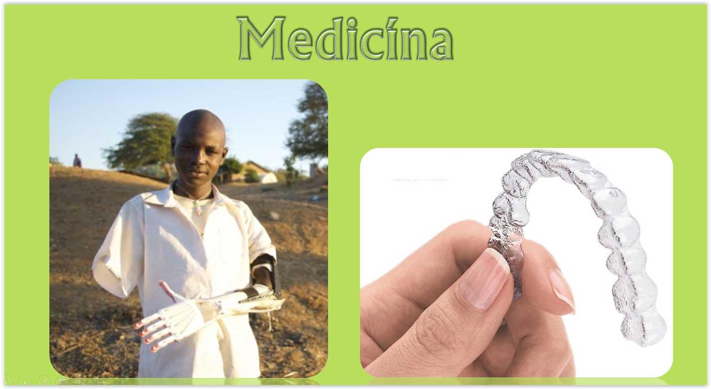 Medicína a 3D tlač