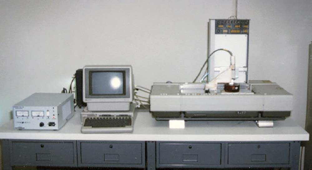 História 3D tlače