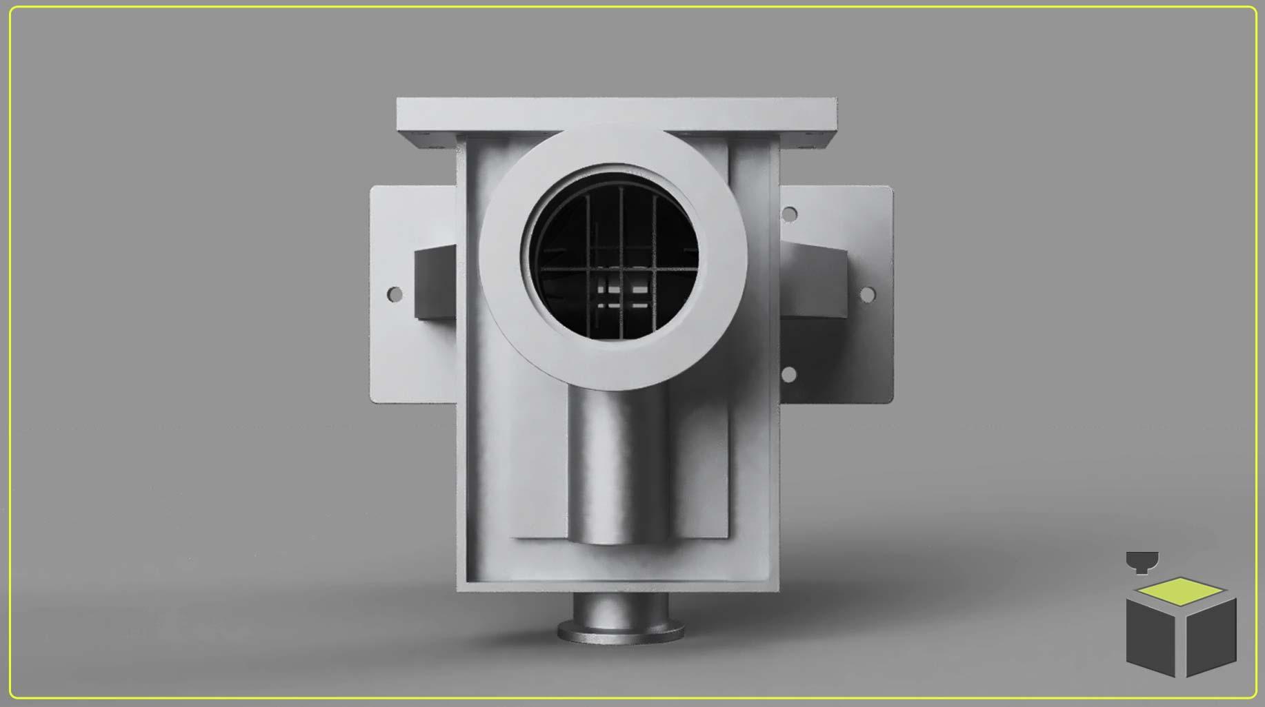 3D tlac hliniku