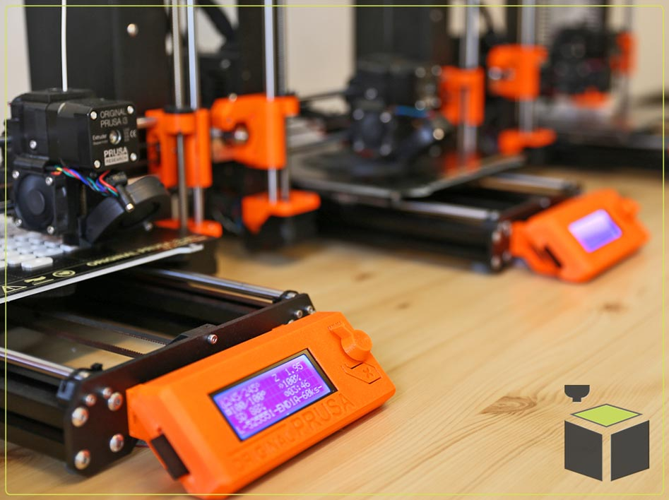 3D tlačiarne