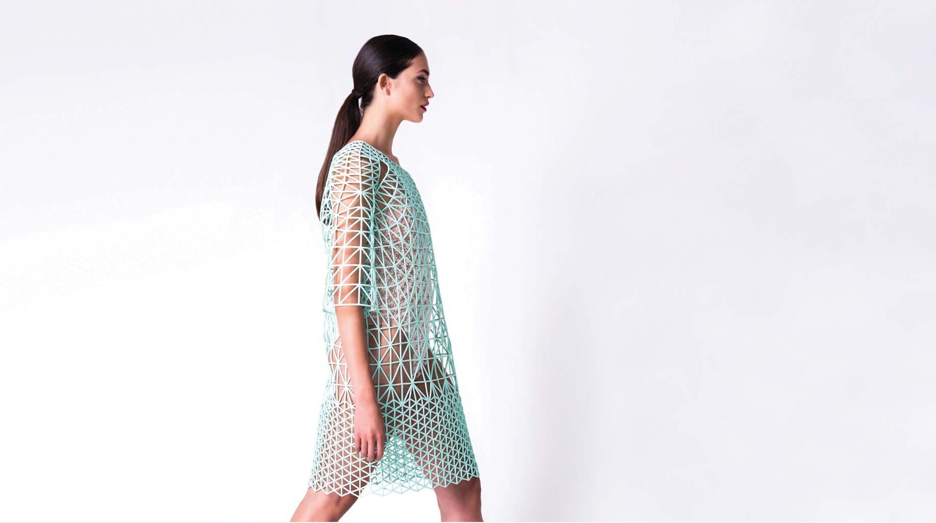 3D tlač oblečenie