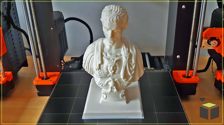 Socha 3D tlač