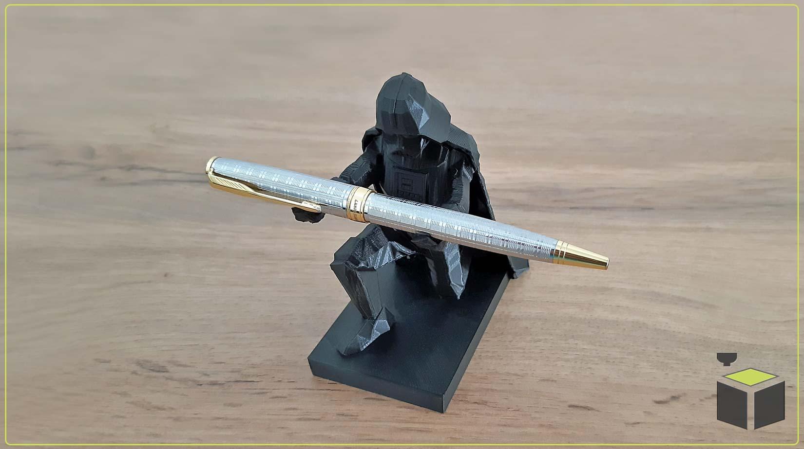 Stojan na pero 3D tlač