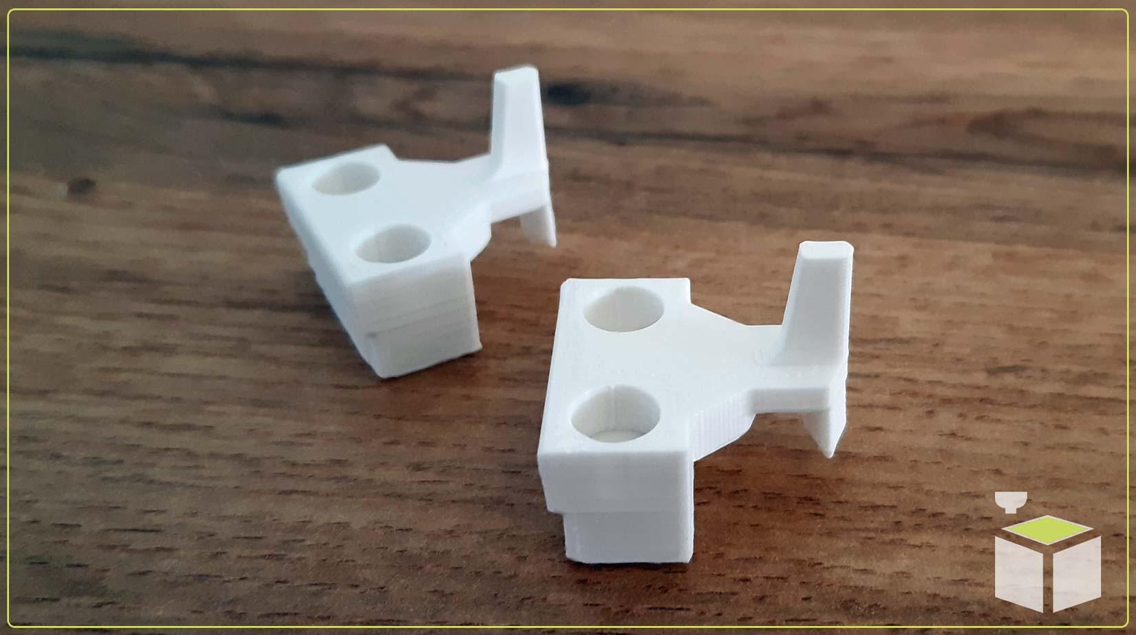 náhradné diely 3D tlačou
