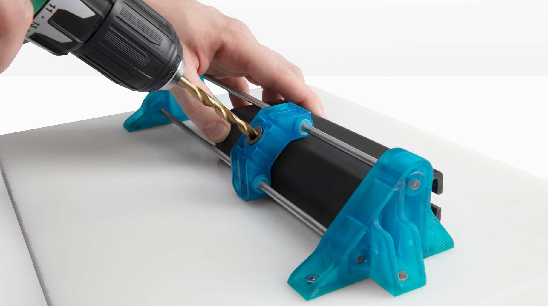 vŕtacie prípravky 3D tlač