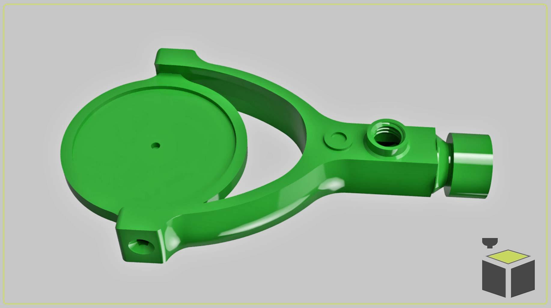 Výroba funkčných dielov 3D tlačou