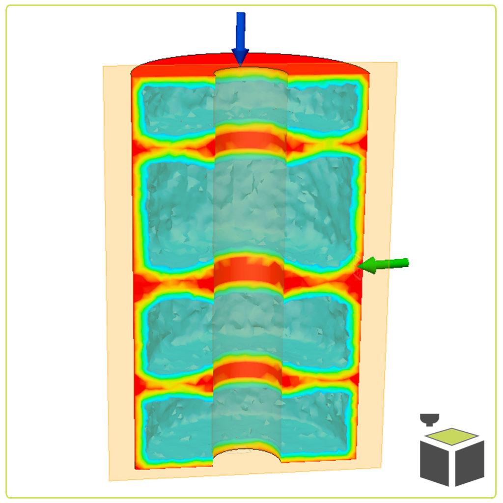 Topologická optimalizácia pre 3D tlač