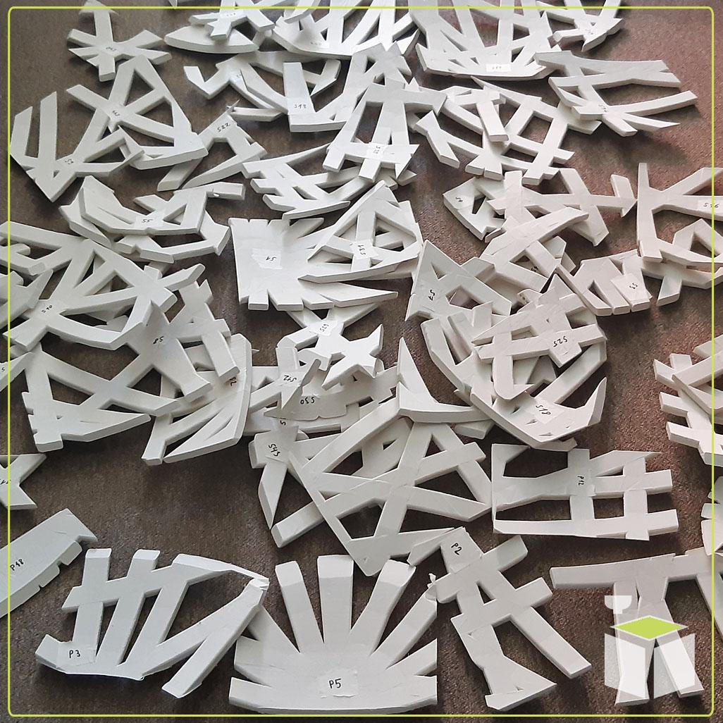 3D tlač a spájanie dielov
