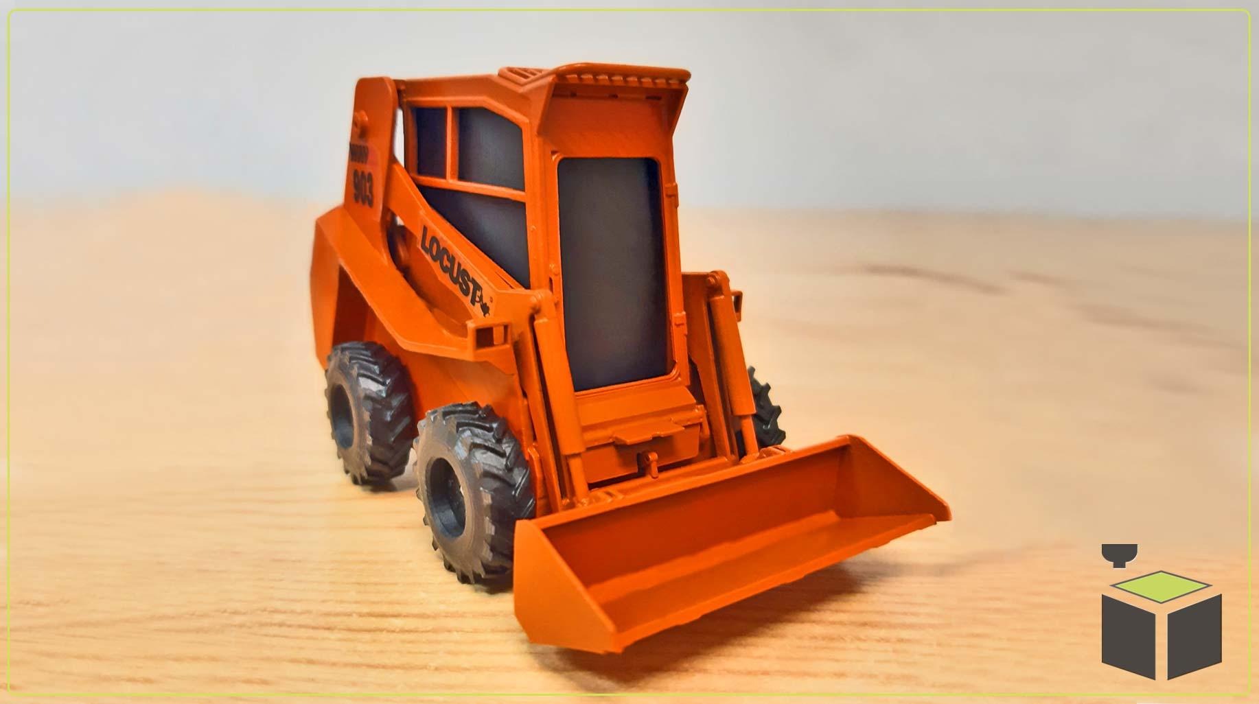 3D tlač modelov