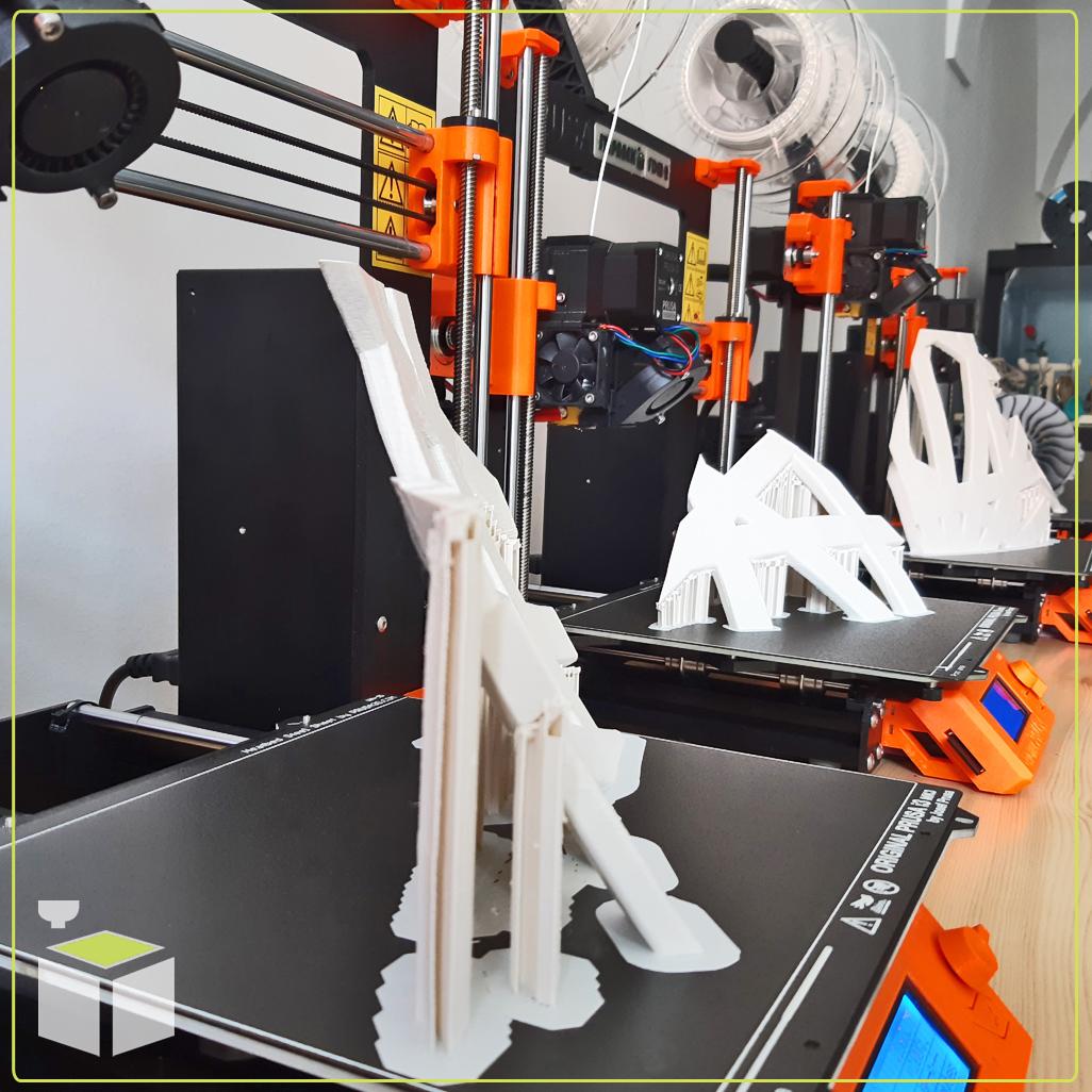 Paralélna 3D tlač