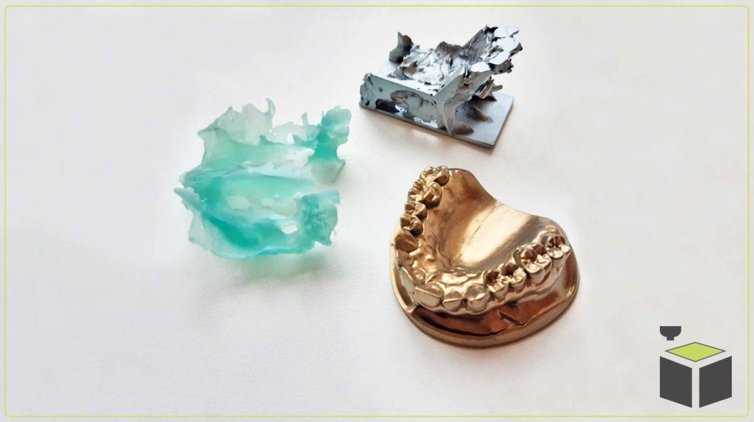 3D tlač dentálnych pomôcok