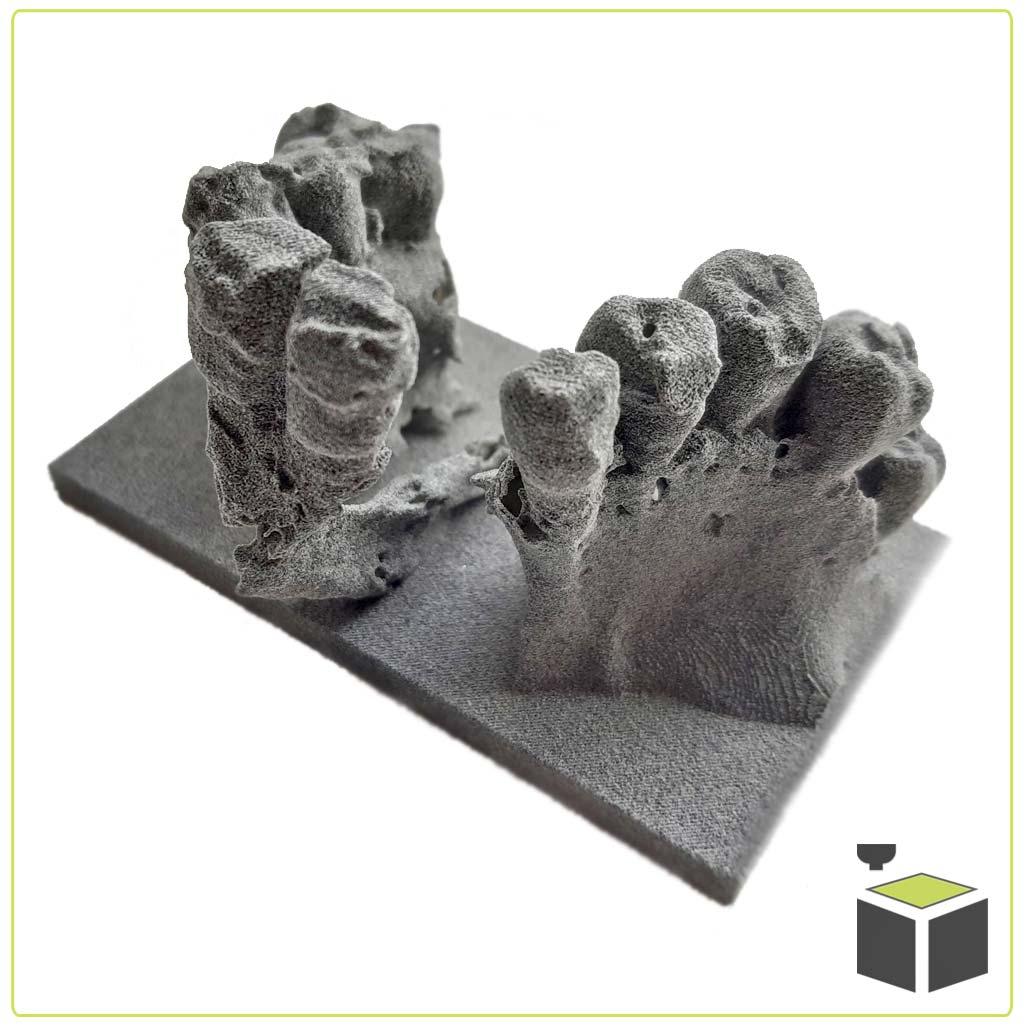3D tlač dentálnych potrieb
