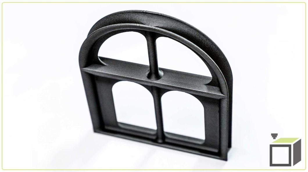 3D tlač z uhlíkových vlákiených vlákien
