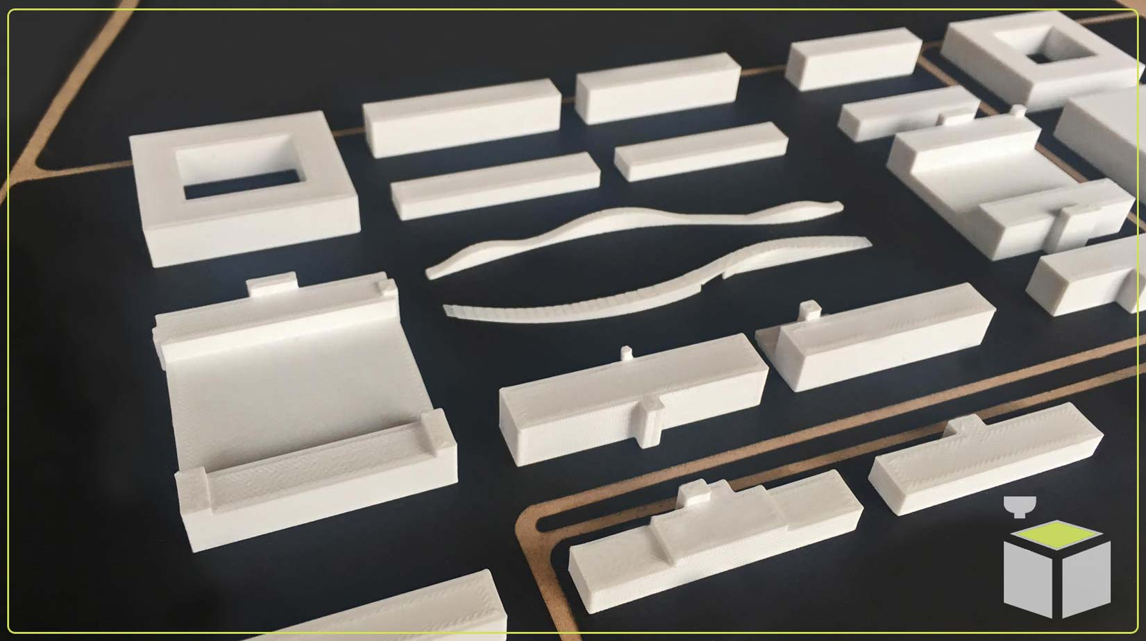 Architektúra 3D tlač