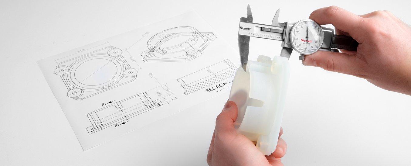 Presnosť 3D tlače