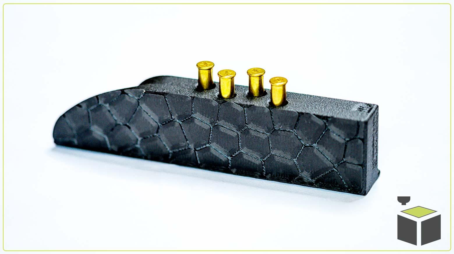 3D tlač pre zbrane