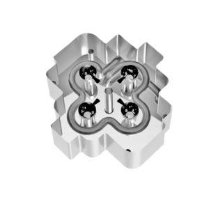 3D tlač konformných kanálov