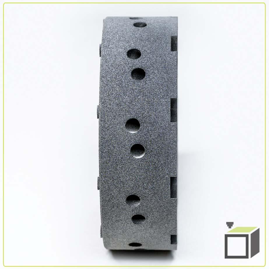 Pneumatické kanáliky 3D tlač