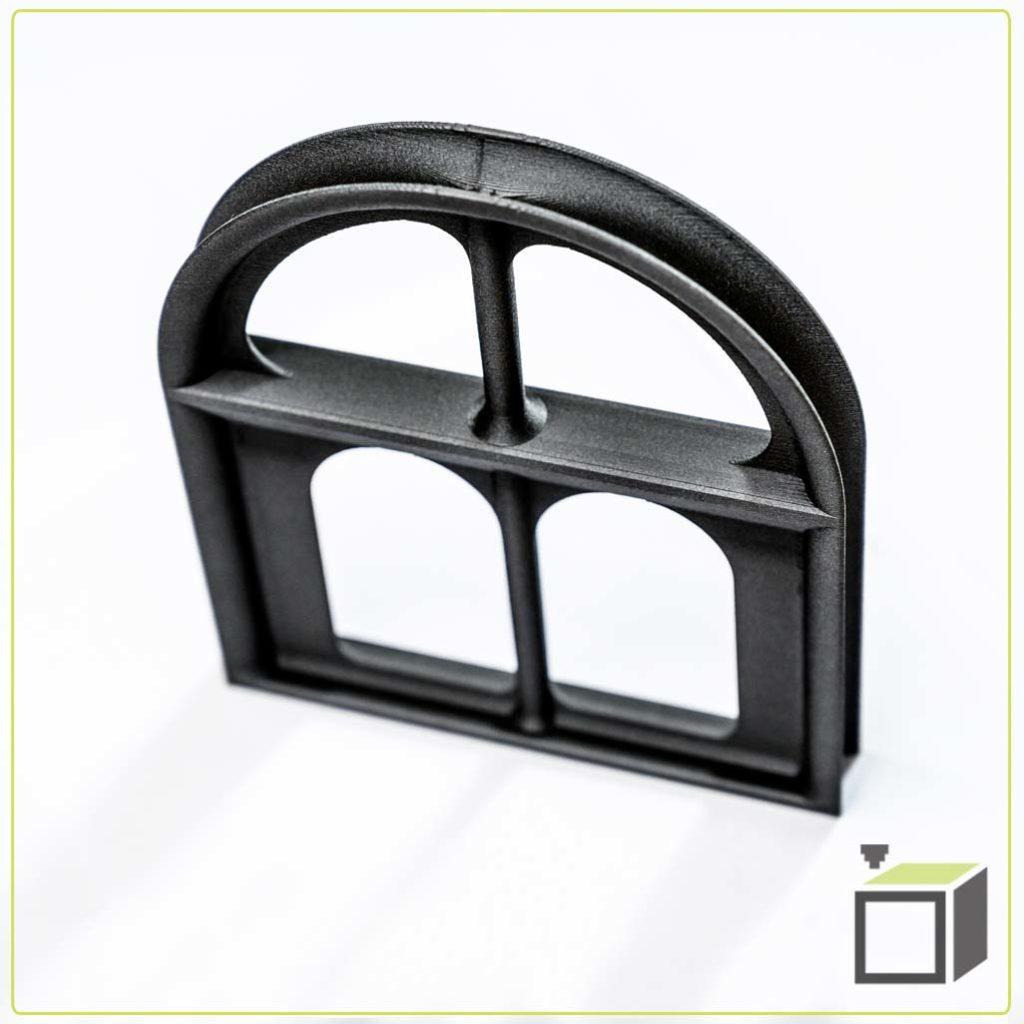 3D tlač z uhlíka