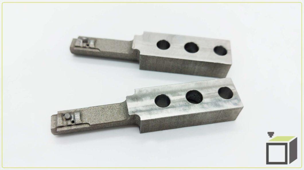 3D tlač z nástrojovej ocele